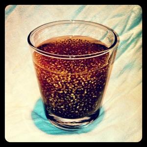 Chia Seed Tea