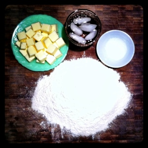 Basic Pie Crust Ingredients