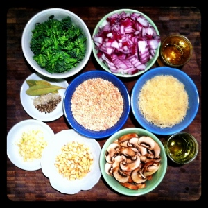 broccoli barley risotto ingredients