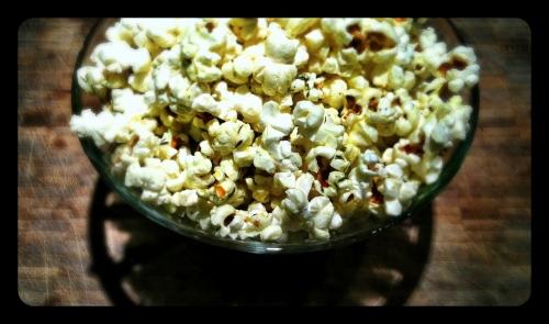 Herbed Popcorn